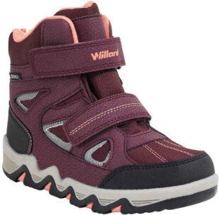 Detské členkové topánky s vodeodolnou membránou