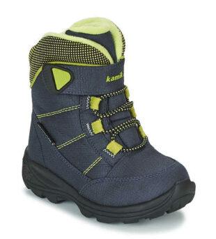 Kvalitné zateplené detské topánky na zimu