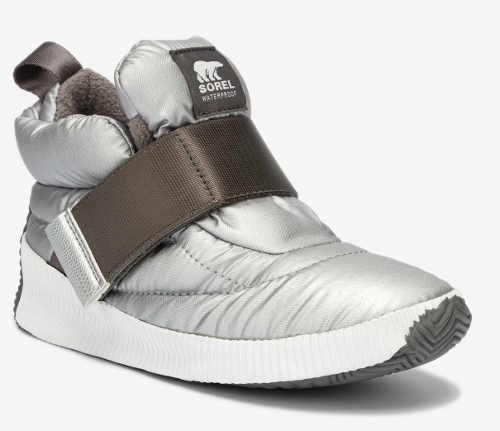Moderná športová členková zimná obuv