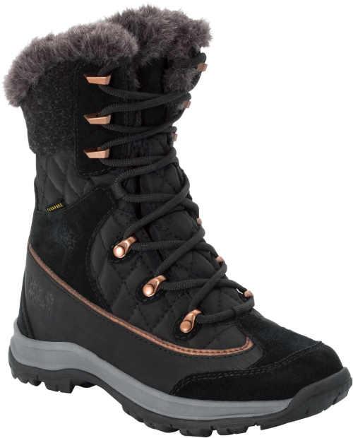 Nepremokavé zateplené dámske topánky