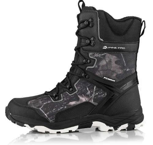 Pánska treková zimná obuv Alpine Pro NONDALTON