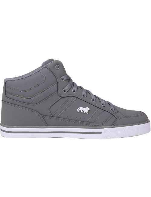Pánske moderné členkové topánky na zaväzovanie