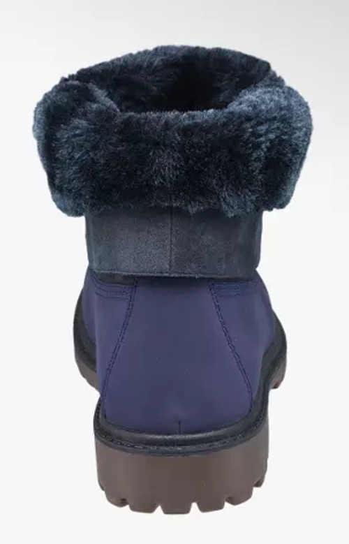 Teplé dámske zimné topánky Deichmann