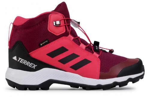 Fialové dámske športové topánky na prechádzky do lesa