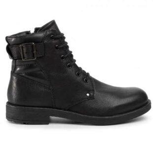 Kožené pánske členkové topánky SERGIO BARD
