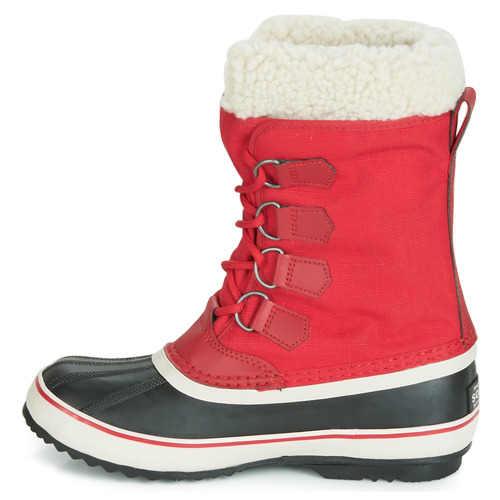 Pohodlné a moderné zimné topánky pre dievčatá a ženy