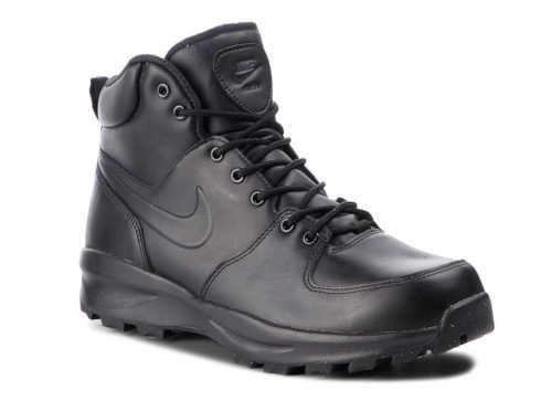 Čierne moderné členkové topánky