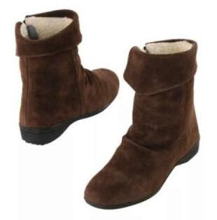 Členkové dámske zimné topánky s teplou podšívkou