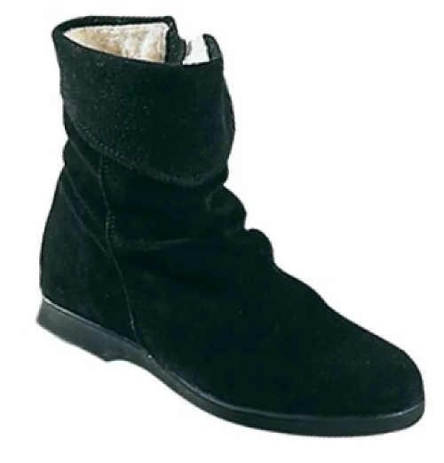 Dámska zimná obuv pre staršie