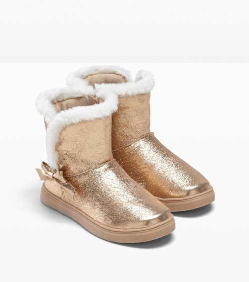 Detské topánky v modernom dizajne
