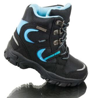 Detské zimné topánky Buggy s nepremokavou membránou