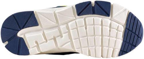 Kvalitné zimné modré detské topánky