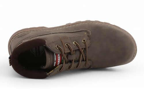 Trendy členková obuv na zimu