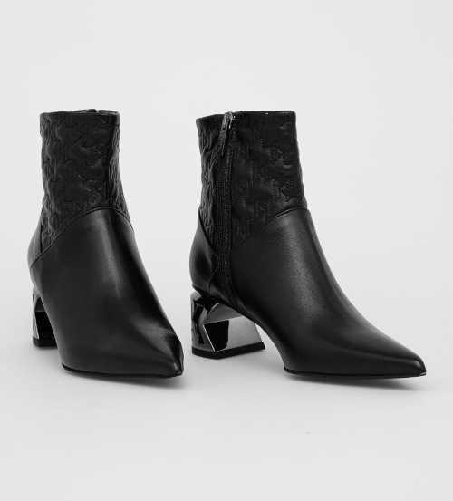 Dámske členkové topánky Karl Lagerfeld