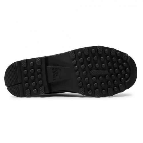 Kožené šnurovacie topánky Sorel