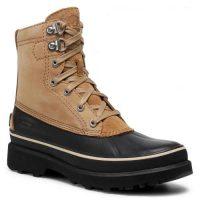 Pánske šnurovacie zimné topánky Sorel Caribou