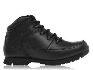Šnurovacie pánske členkové topánky
